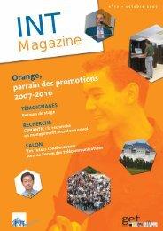 Magazine - Télécom SudParis