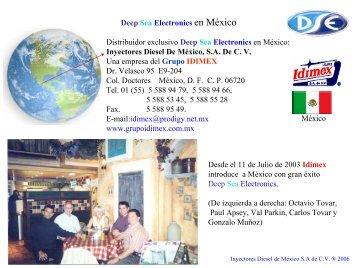 Deep Sea Electronics en México. - grupoidimex.com.mx