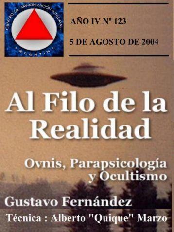 Revista AFR Nº.. - Archivos Forteanos Latinoamericano.