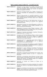 resoluciones consejo directivo – 22 de mayo de 2003 - facultad de ...