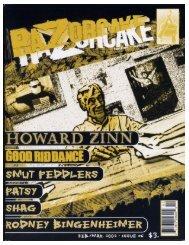 issue #06 pdf - Razorcake