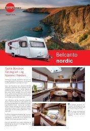 Belcanto nordic - Kroken Caravan