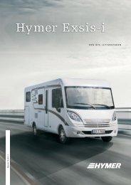 Hymer Exsis-i Fiat 2013 - Norsk - Kroken Caravan