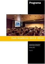 Curs Acadèmic 2011- 2012