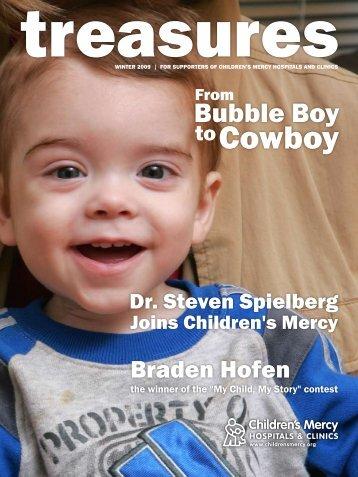 Treasures - Children's Mercy Hospitals and Clinics
