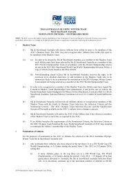 2014 Nomination Criteria –Snowboard Cross - Australian Olympic ...
