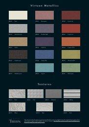 Virtuon Metallics Textures - Ravago