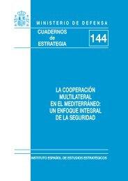 La cooperación multilateral en el Mediterráneo: un enfoque ... - IEEE