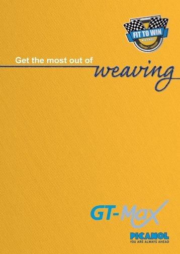 GT-Max brochure - Picanol