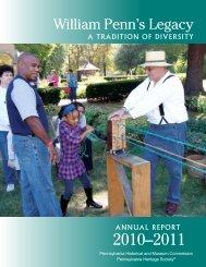 Annual Report 2010-2011 Final.pdf - Commonwealth of Pennsylvania