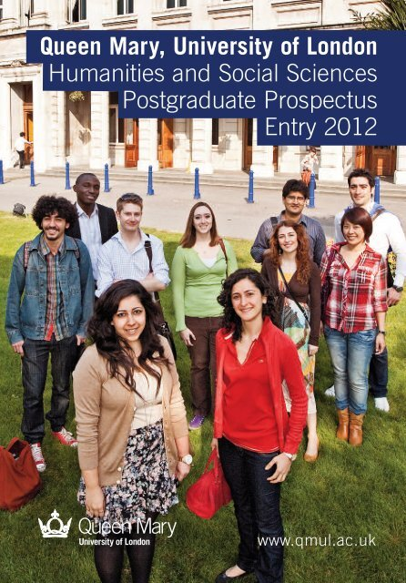 Humanities and Social Sciences - Study in the UK