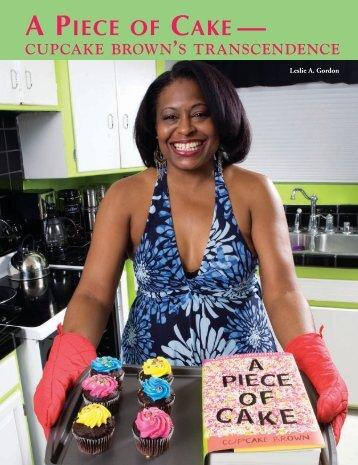 Cupcake Brown's Transcendence - The Bar Association of San ...