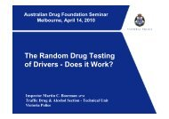Presentation [PDF: 279KB](new window). - DrugInfo - Australian ...