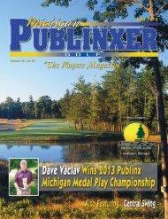 Michigan Publinx Golf Association- 2013 Business Meetings