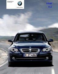 Online Version für Sach Nr. 01 40 013 143 - © 01/07 BMW AG
