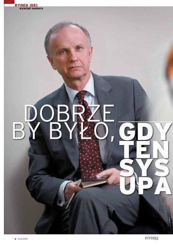 """""""Rynki Zagraniczne"""", nr 1, 4 maj 2009"""