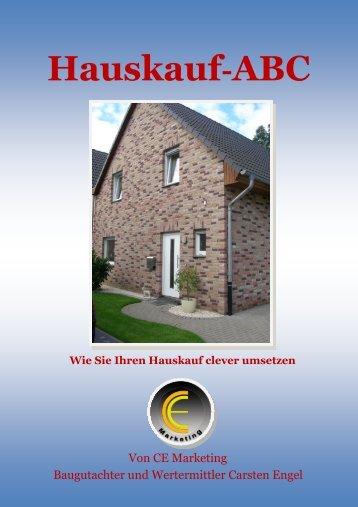 Hauskauf-ABC - Immobilienbewertung Carsten Engel-Baugutachter ...