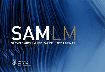 Guia de l'Arxiu - Ajuntament de Lloret de Mar