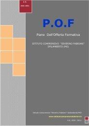 Piano Offerta Formativa 2010/2011 - Comune di Spilamberto