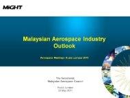Aerospace Industry Outlook - BCI Aerospace