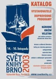Internet - Program-SK BRNO 20... - Svět knihy