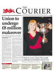 1st March (Issue 1207) - The Courier