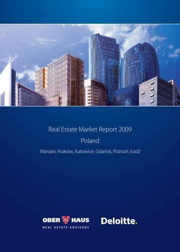 Real Estate Market Report 2009 Poland - Ober-Haus