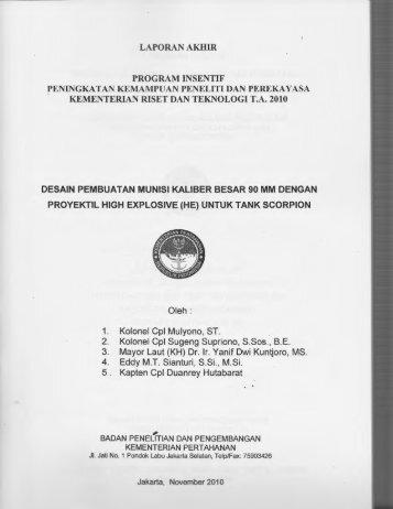 2 - KM Ristek - Kementerian Riset dan Teknologi
