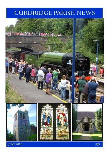 June 2010 Curdridge Parish News.pub - Hampshire County Council