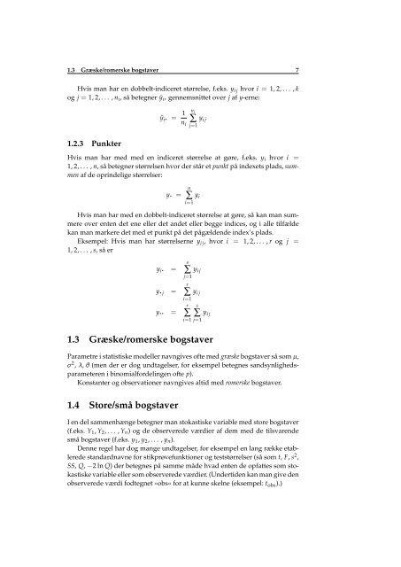 IMFUFA-tekst 304e (Statistiknoter) - dirac