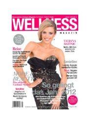 Titelblatt artikel wellness-Magazin 01-2012