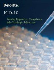 ICD-10 - Deloitte
