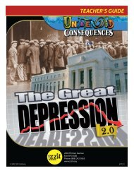 Unintended Consequences: The Great Depression 2.0 - Izzit.org