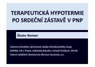 Hypotermie v přednemocniční péči - AKUTNE.CZ