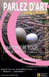 Parlezdartautrement_Artsocial&politique.pdf - Connaissance de l'Art ...