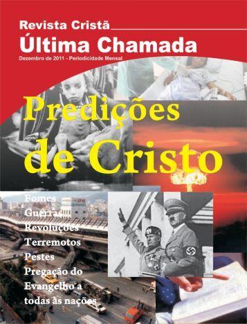 Dezembro de 2011.cdr - Revista Cristã Última Chamada.