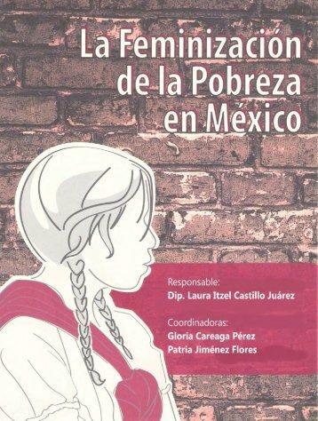 La Feminización de la Pobreza en México - Cámara de Diputados