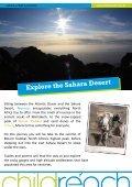 Operation Sahara info pack - Page 2