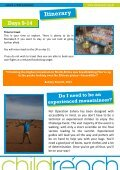 Operation Sahara info pack - Page 6