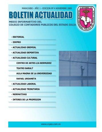 Secretaria General - Bienvenidos al Colegio de Contadores ...