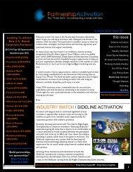 Partnership Activation - Summer 2014 Newsletter (51)
