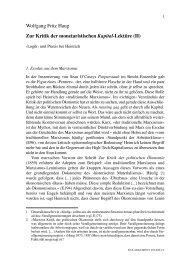 DA258_wfh zu heinrich - Wolfgang Fritz Haug
