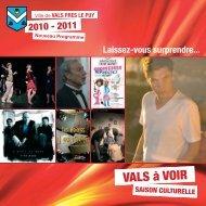 Décors : Jean-Pierre GARCIA - Le Puy-en-Velay