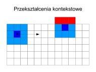 Wykład 3 - Kontekstowe przetwarzanie obrazu (filtry liniowe)