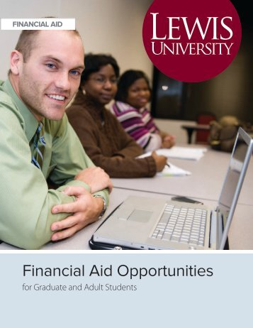 financial aid - Lewis University