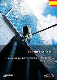 Fair Wear & Tear - LeasePlan