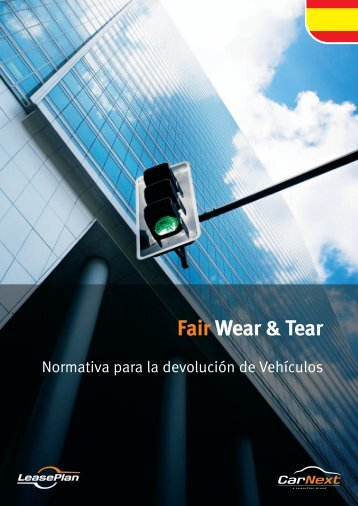 Fair Wear & Tear - LeasePlan