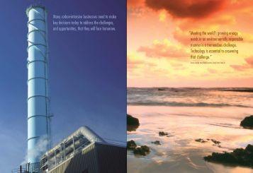 Shell Global Solutions - CEM Brochure