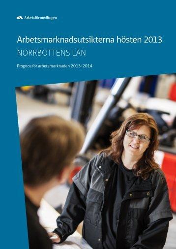 Prognos+för+arbetsmarknaden+i+Norrbottens+län+2014