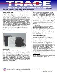 Universal Radio Frequency Interface (URFI)
